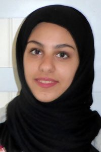Meet Fatma from Oman