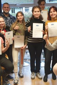 What our groups say – St. Petersburg, Russia